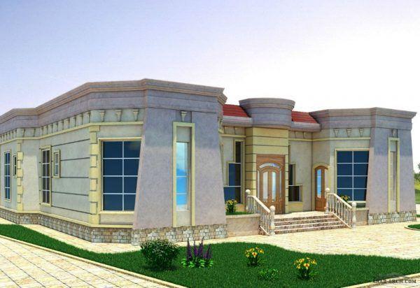 مخطط بيت دور واحد 15 15 بالمقاسات و البروشور House Styles Mansions Home