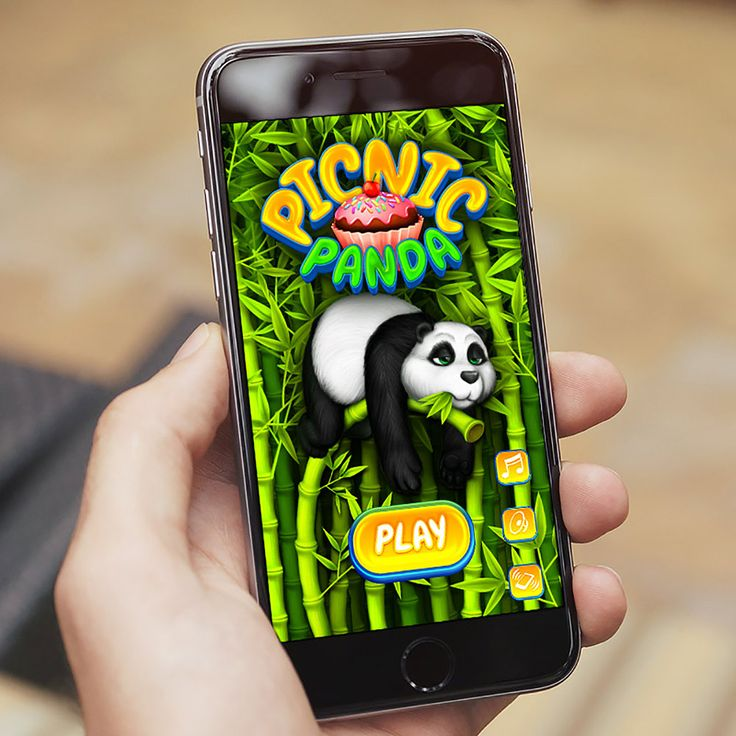 Get inspired by the lovely Picnic Panda #game concept and use your imagination to create awesome, addictive #games. Make your own, animated world and share it with everyone. Awesome projects start with a dream, a little bit of inspiration and a lot of passion.
