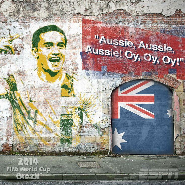 FIFA World Cup Brazil 2014 Australia