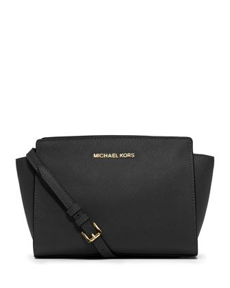 MICHAEL Michael Kors Medium Selma Messenger.