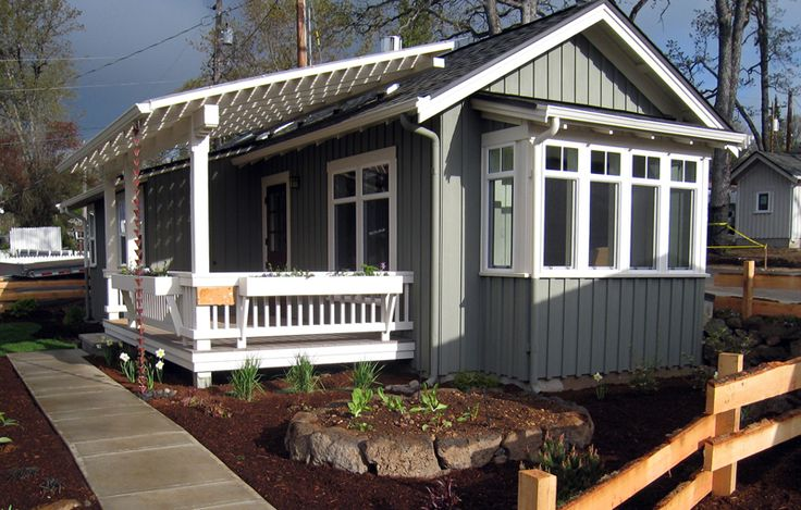 1651 best images about tiny house charm on pinterest for Prefab in law cottages