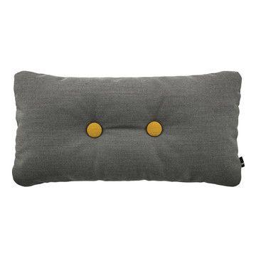 HAY Dot Cushion Steelcut Gray II