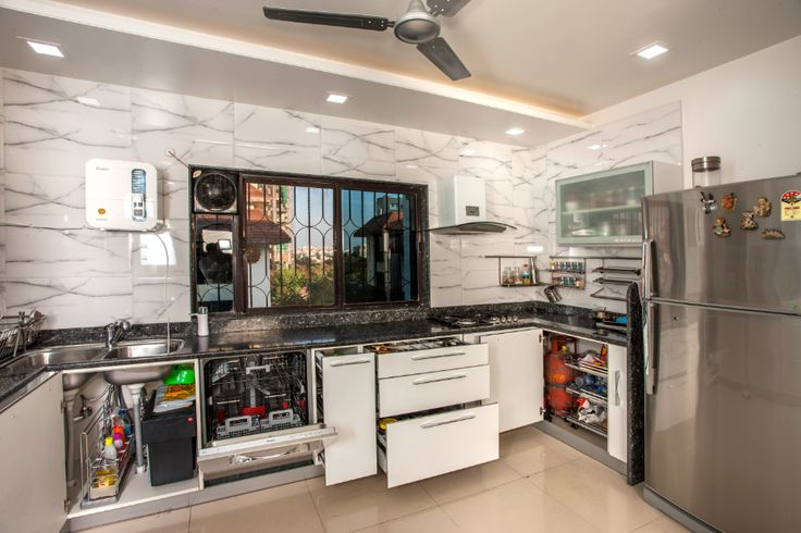 High class modular kitchens at attractive prices. #Modular #kitchen #Pune #Order