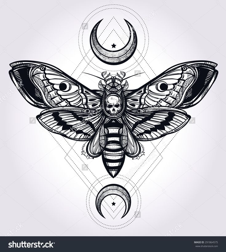 geometric insect tattoo - Google Search                                                                                                                                                                                 More