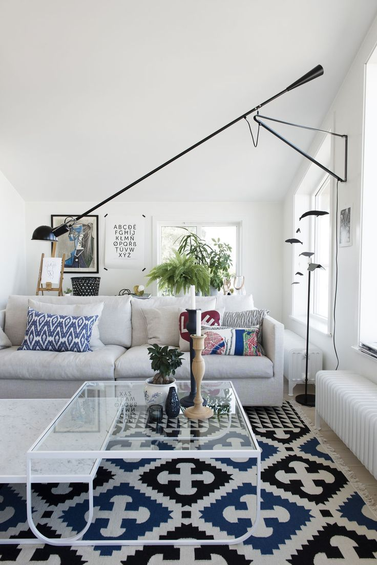 Bildresultat för styla beige soffa