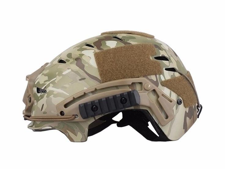 Tactical Protective Helmet EXF BUMP Combat Helmet with goggles Camouflage US Military Style Ballistic Helmet