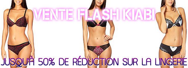 Vente flash Kiabi