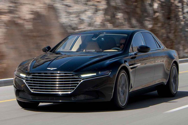 2015 Aston Martin Lagonda Concept