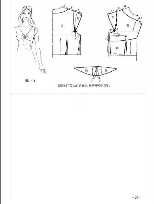 [转载]【布期而遇】几十款袖型做法