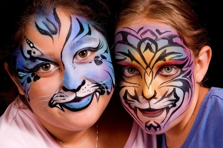 13 best Facepainting - Marcela Murad images on Pinterest ...