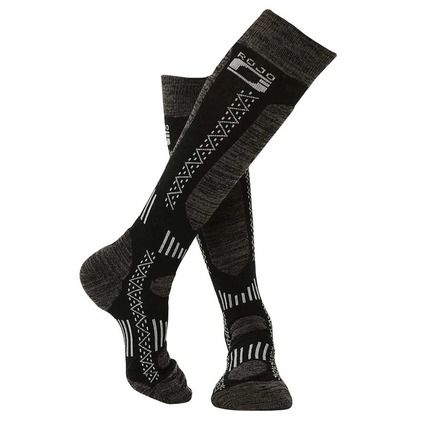 Health Goth // Rebel Sport / Rojo Women's Ultimate Ski Socks