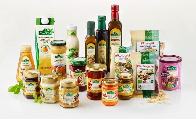 Svansø producerer og markedsfører bl.a. olie. De har en del økologiske. Førhen var havde Svansø kun økologiske varer.