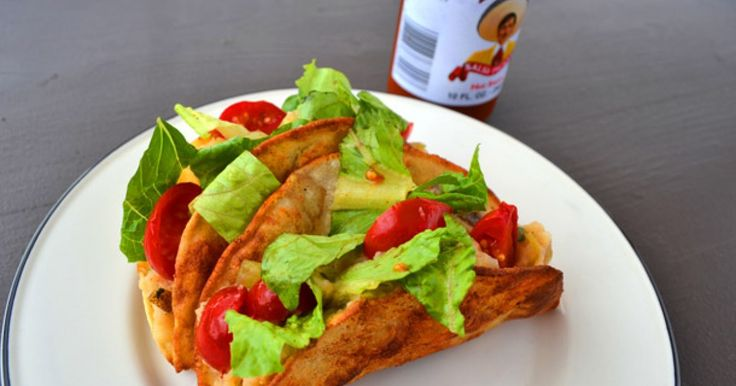 Need something full of flavor and spice, yet still super easy? Dig these SoCal-approved zesty potato tacos and put on your fat pants 'cuz they're THAT good.
