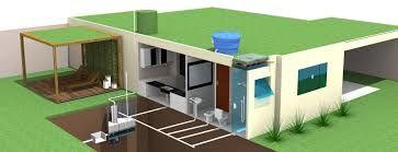 telhado de casa moderna com cisterna - Pesquisa Google