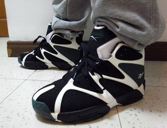 The Shawn Kemp's. Man! I forgot all about these. They were kinda bulky