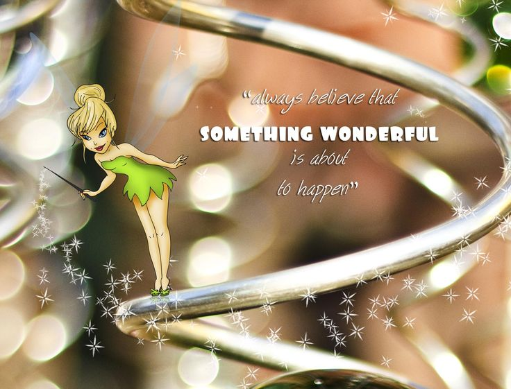 Tinkerbell - miracles