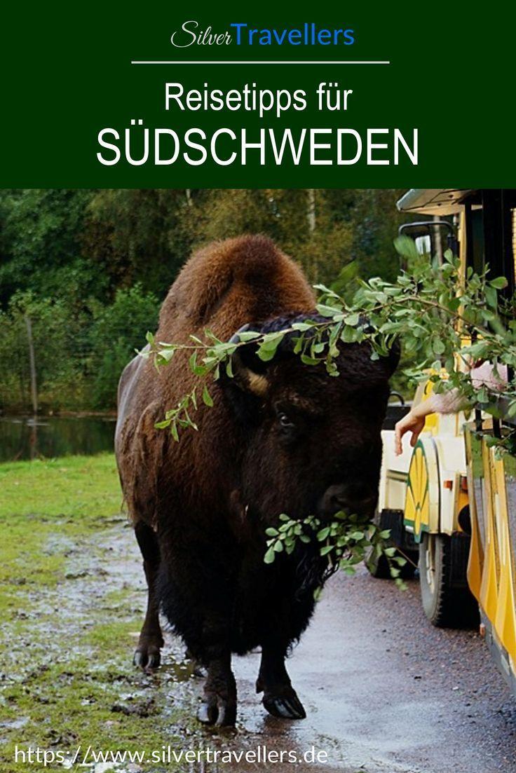Reisetipps für einen abwechslungsreichen Urlaub in Südschweden, Ausflugstipps