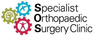 Specialist Orthopaedic Surgery Clinic. Recommended by TSIC staff