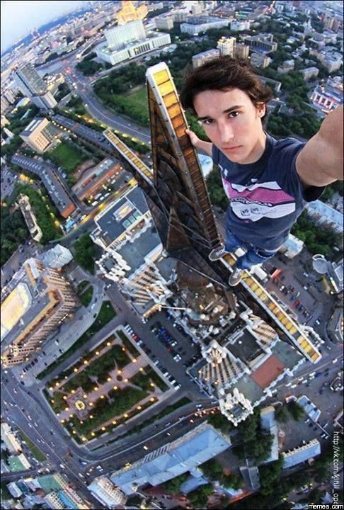 Awesome selfie