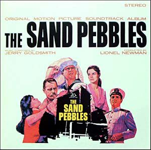 Jerry Goldsmith - The Sand Pebbles: buy LP at Discogs
