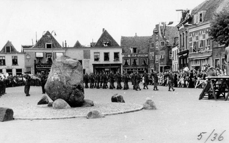 De Hof mei 1945