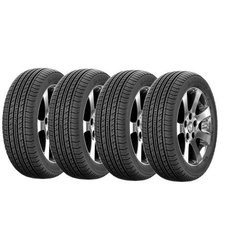Aeolus PrecisionAce AH01 175/65 R14 82H Tubeless Car Tyre (Set of 4)