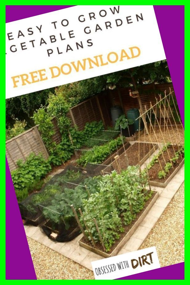 Free Vegetable Garden Layout Plans And Planting Guides Vegetable Garden Layo Garden Layout Vegetable Vegetable Garden Layout Plan Backyard Vegetable Gardens