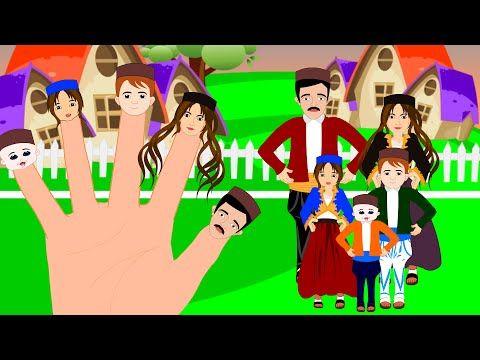 Parmak Ailesi   Turkish Finger Family   Çocuk Şarkıları - YouTube