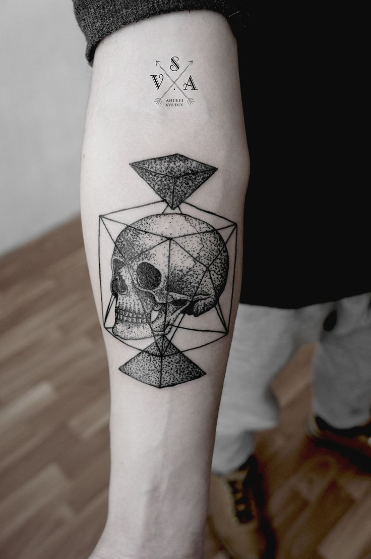 The stippling on this is so awesome, i might have to go to Russia for my next tattoo... Artist SV.A based out of Russia, Kalingrad. (I believe)