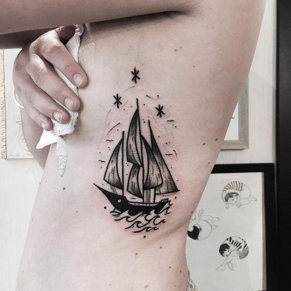 Deuil Merveilleux - Tatoueur à Bruxelles - Le meilleur du tatouage