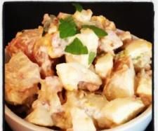 "Recipe ""I LOVE your potato salad"" potato salad by Nats Thermomixen in the Kitchen - Recipe of category Side dishes"