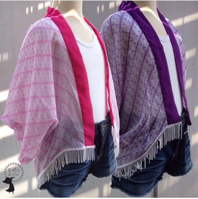 Kids Kimono Outer