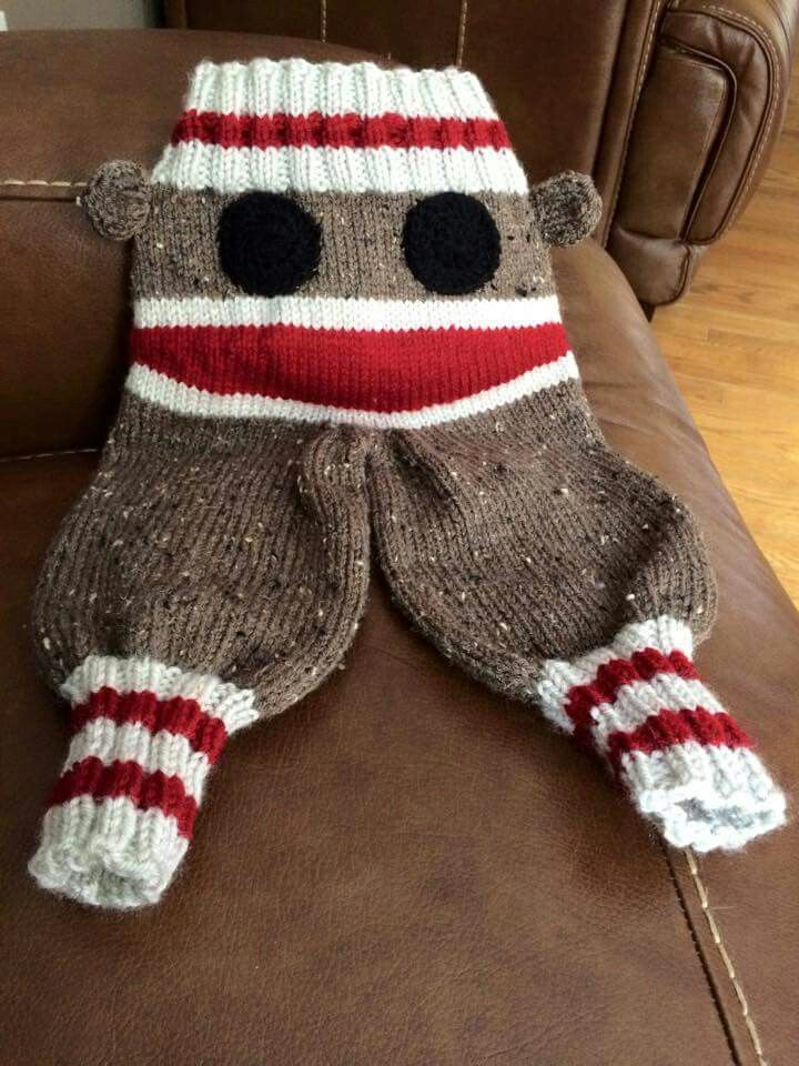 Knitting Pattern For Sock Monkey Pants : 17 Best images about knitting for children on Pinterest Free pattern, Knit ...