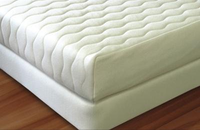 Sleeptek Sueno Suerte natural latex mattress.  Non-toxic sleeping!