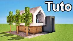 comment faire une maison dans minecraft - YouTube