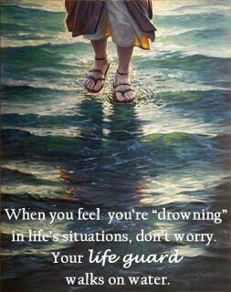 Your Life Guard: The Lord, Dust Jackets, Thanks You Jesus, Remember This, Books Jackets, Dust Wrappers, God Is, True Stories, Jesus Save