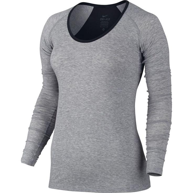 koszulka sportowa damska NIKE LUX STUDIO PRO TOP / 742795-091 | Ubrania treningowe damskie koszulki treningowe damskie | Nike | FUND-1525 / 742795-091 | 139,00 zł | Internetowy sklep fitness fitnesstrening.pl