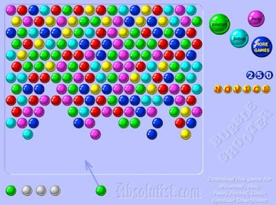 Friv 100 play: Puzzle Bubble Shooter Instructions