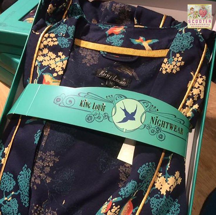 PRACHTIG CADEAU #KIMONO VAN #KINGLOUIE Heerlijke kimono voor in huis in Aziatische stijl  #Scooter #Enschede #Damesmode #Haverstraatpassage