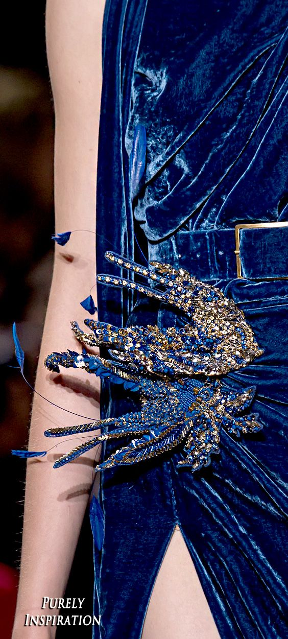 Elie Saab 2016 Fall Haute Couture | Purely Inspiration