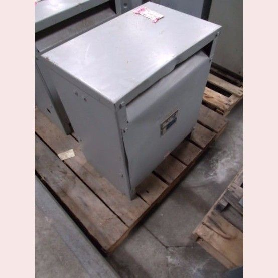 Cat: DT651H34. Primary Volts: 460 Delta. Secondary Volts 460Y/266V. LV Amps: 42.8. Phase: 3. Weight: 325 lbs. Quantity: 2  View more 34 kVA Transformers