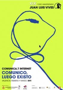 Foro Universitario Juan Luis Vives: comunico, luego existo