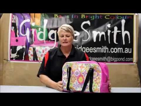 Gidgee Smith Dance Bag Demo  $90.00 35cmL x 22cmW x 25cmH  Made from quality PVC and designed to last a lifetime