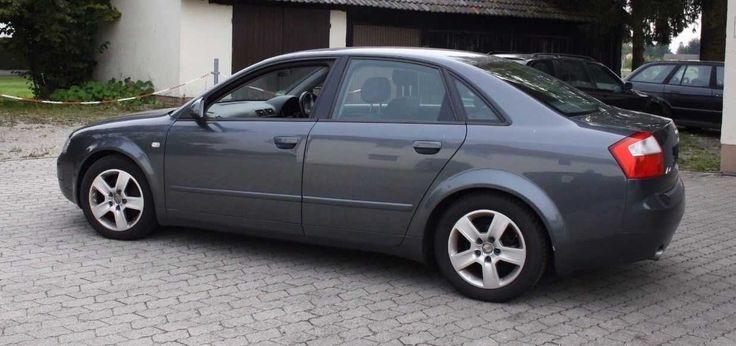 Audi A4 2.0 TFSI RECHTSLENKER