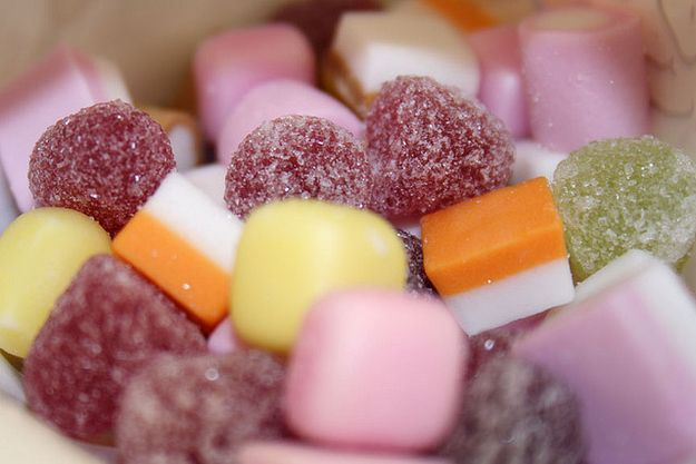 Dolly Mixtures. | The Definitive Ranking Of Pick 'N' Mix Sweets, From Worst To Best