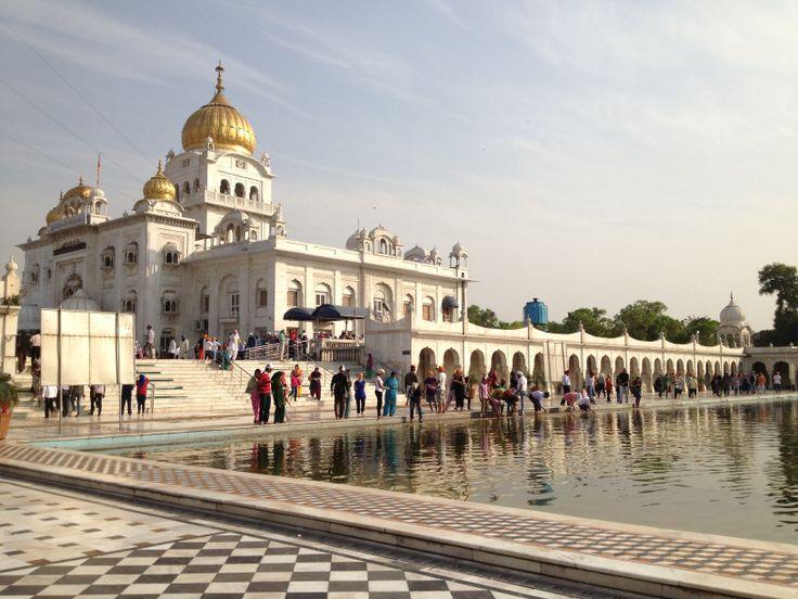 Gurudwar bangla sahib, Delhi
