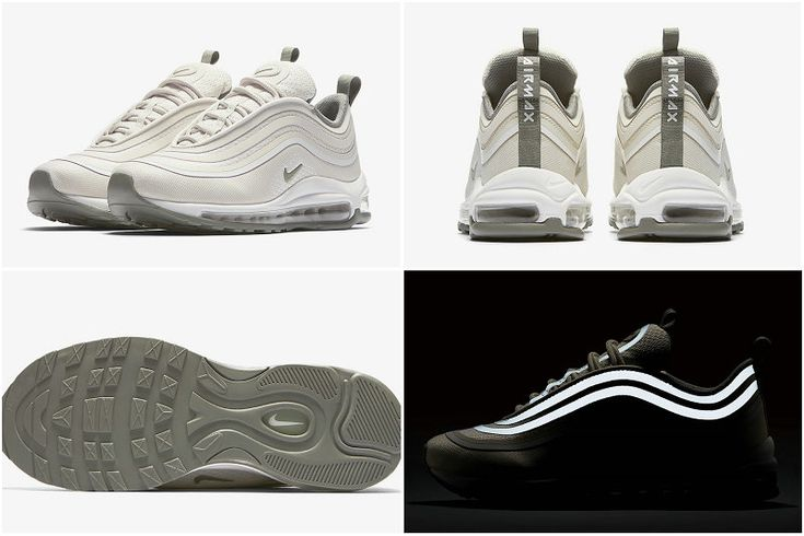 Best Nike Air Max 97 Ultra '17 'Ivory' IvoryCargo Khaki Sail