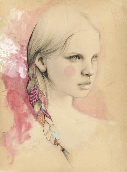 Illustrated Inspiration From Elisa Mazzone