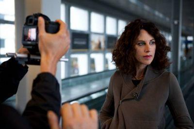 Στα γυρίσματα του video clip της Ελευθερίας Αρβανιτάκη «Μη φεύγεις, μη μένεις» (Photos)