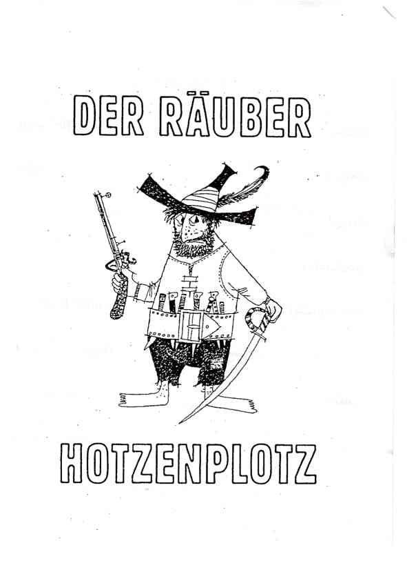 Bildergebnis Für Räuber Hotzenplotz Bilder Hotzenplotz